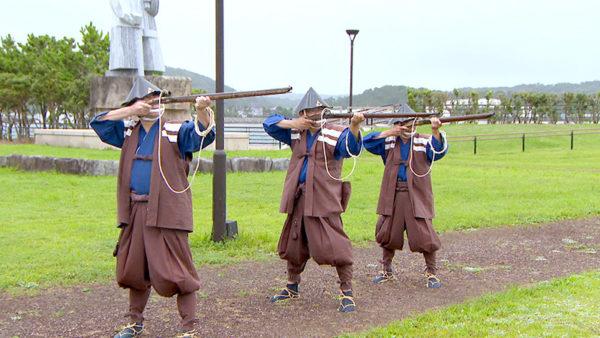 種子島鉄砲祭り