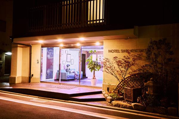 ソーシャルホテル 現役東大生 ソーシャルホテル ホテルシー京都 HOTEL SHE, KYOTO