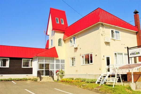 ソーシャルホテル 現役東大生 ソーシャルホテル 富良野 petit-hotel MELON富良野 メロン