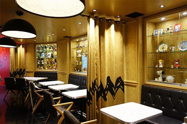 スヌーピー テーマ ピーナッツホテル PEANUTS HOTEL 予約方法 宿泊予約 レストラン カフェ ピーナッツダイナー 料金 場所