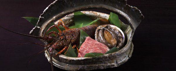 千の杜別邸 月夜見の座 千年のしじま 夕食 ディナー