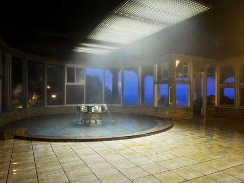小樽 銀鱗荘 大浴場