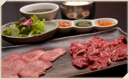 鶴橋 海南亭 和牛焼肉定食