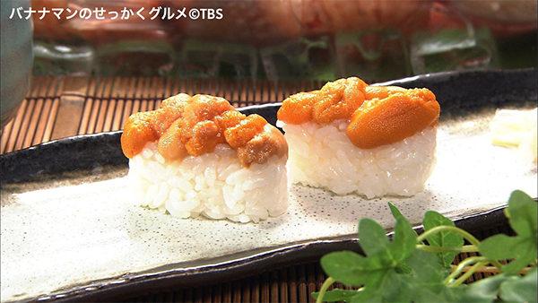 バナナマンせっかくグルメ グルメ 8月12日 小樽 ギャル曽根 寿司 海鮮丼 彩華