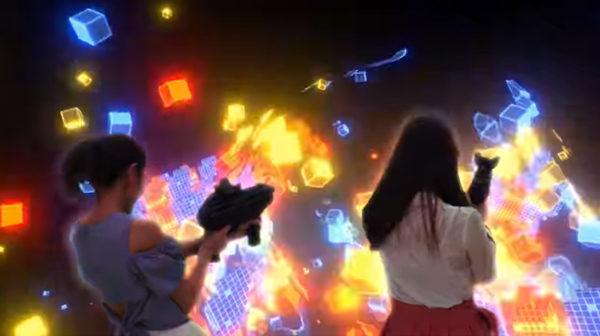 VR ZONE OSAKA オープン 梅田HEP FIVE チケット 料金 混雑状況 シューティング ギャラガフィーバー