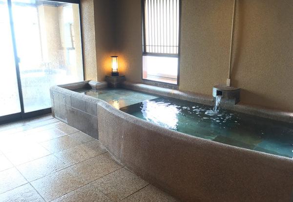紀州みなべ温泉 朝日楼 美人の湯 紅千鳥 展望風呂