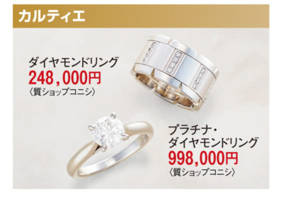 阪神百貨店 質流れ品大バザール 2018年9月 バッグ 時計 ジュエリー ブランド品
