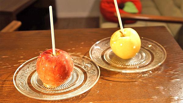 LIFE夢のカタチ ライフ 佐々木蔵之介 10月27日 大阪 りんご専門カフェ elicafe エリカフェ