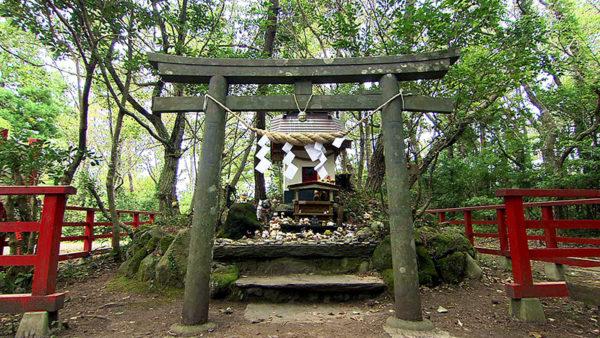 田代島 猫神社