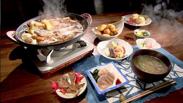 桃源郷 祖谷の山里 郷土料理
