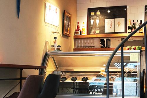 ちちんぷいぷい とっておきスイーツ お取り寄せ 購入方法 近藤夏子 京都 ジェラート専門店 スギトラ フォンダンショコラとチョコミントのパフェ