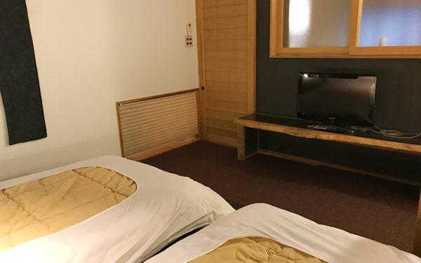 伊豆 修善寺 ねの湯 対山荘 寝室
