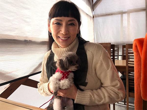 朝だ!生です旅サラダ ゲストの旅 1月12日 栃木 那須 秋野暢子 愛犬