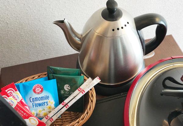 神戸北野ホテル 紅茶 煎茶