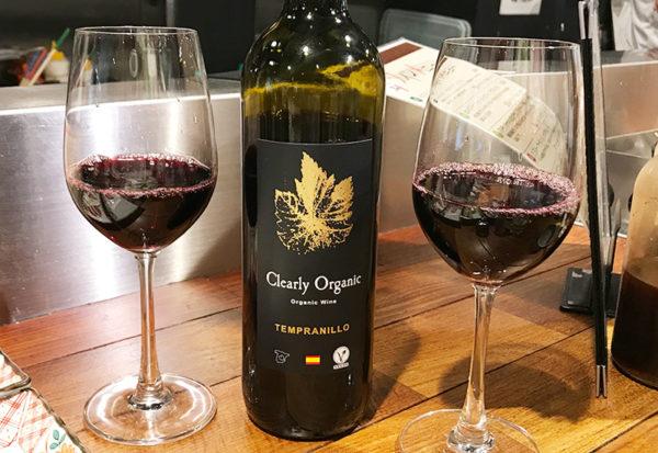 らむ屋 岩本 赤ワイン スペイン テンプラニーリョ