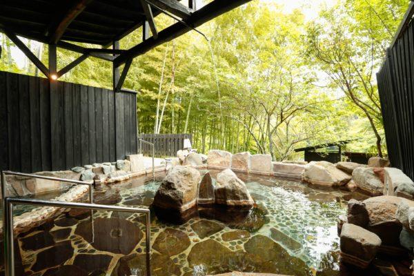 神奈川 湯河原温泉 オーベルジュ湯楽