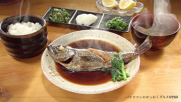 バナナマンせっかくグルメ グルメ 3月10日 千葉県南房総市 海女さん 煮魚 イカ刺身