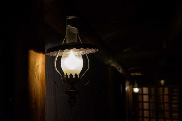 日光 奥鬼怒温泉 八丁の湯 ランプの宿