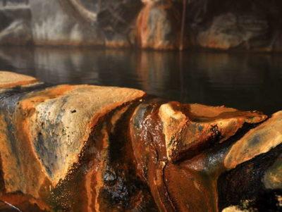 三朝温泉 旬彩の宿 いわゆ ラドン ラジウム泉 放射能泉 源泉かけ流し