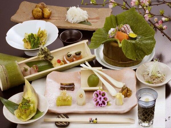 野沢温泉 旅館さかや 信州創作和食