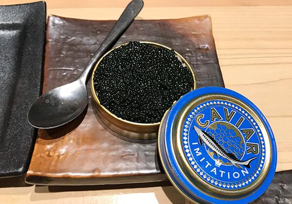西宮北口 杉玉 寿司 居酒屋 キャビア寿司