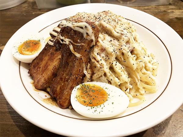 嵐にしやがれ 麺料理デスマッチ スパゲッティストア カルボ