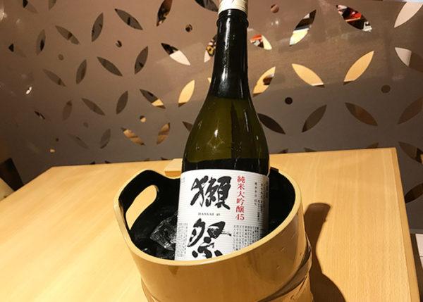有馬温泉 有馬きらり 新和食 フュージョン 日本酒 獺祭