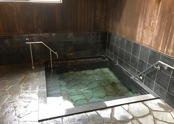 鳥取 三朝温泉 株湯