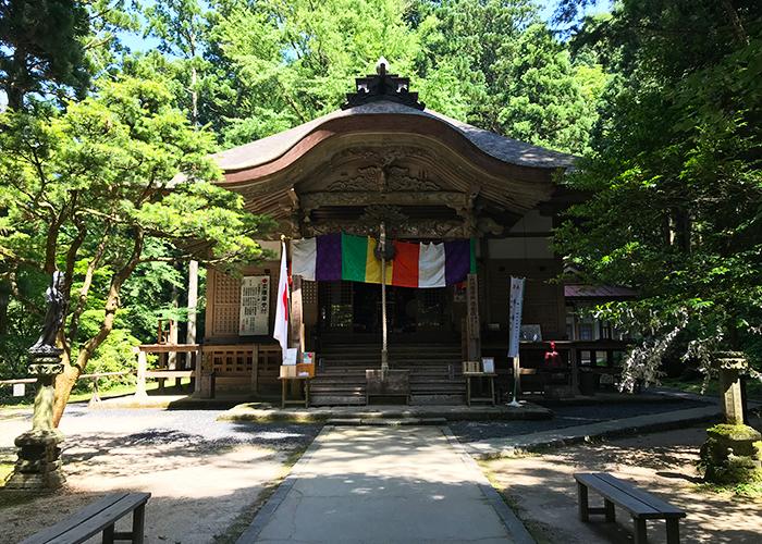 三徳山 三佛寺 投入堂 本堂