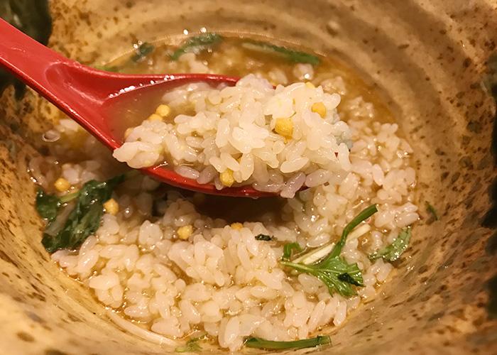 ジョーテラスオオサカ 大阪城下町 ラーメン小路 焼きあご塩らー麺 たかはし お茶漬け 雑炊