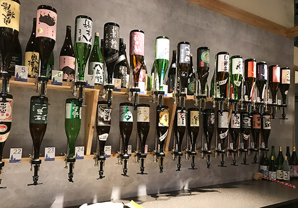 関西 近畿 日本酒 蔵元 銘柄 ジョーテラス 大阪城下町 和珀 WAHAKU