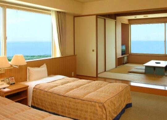 ヒルナンデス 新潟 日本海 温泉 ホテル飛鳥