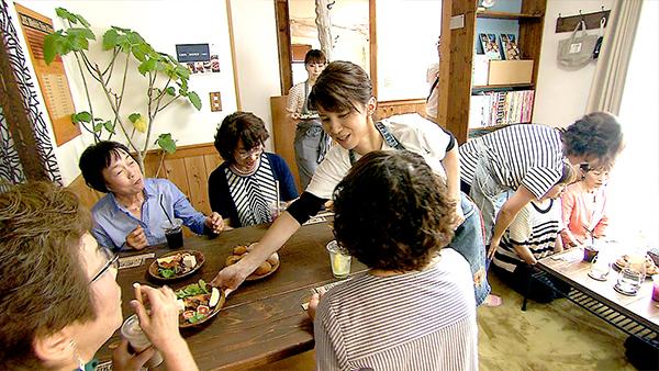 LIFE夢のカタチ ライフ 料理研究家 ゆーママ カフェ