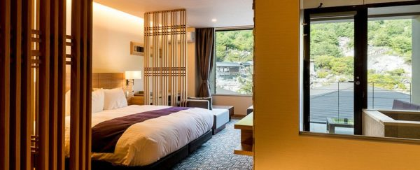 Mt.Resort 雲仙九州ホテル 客室 温泉付き