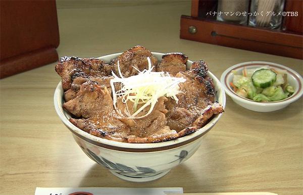 バナナマンせっかくグルメ グルメ 北海道 十勝 豚丼