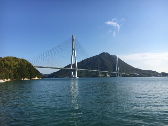 ヒルナンデス しまなみ海道 自転車旅