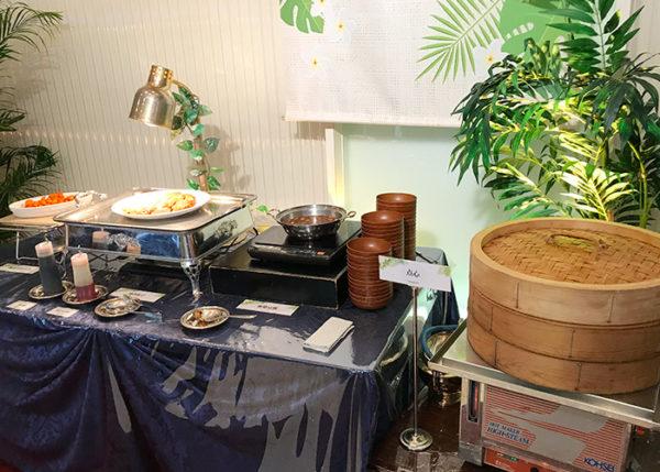 宝塚ホテル ビアガーデン 温製料理