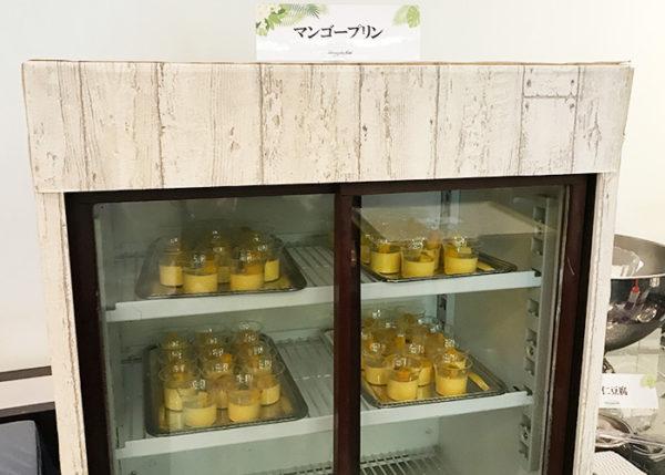 宝塚ホテル ビアガーデン デザート