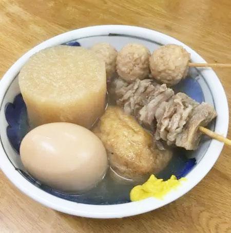 松本家の休日 松ちゃん 蛍原 たむけん さだ子 グルメマップ 大阪環状線 玉造 関東煮 きくや 塩味おでん