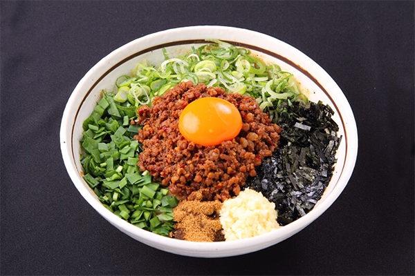 マツコの知らない世界 台湾まぜそばの世界 汁なし麺 麺屋はなび