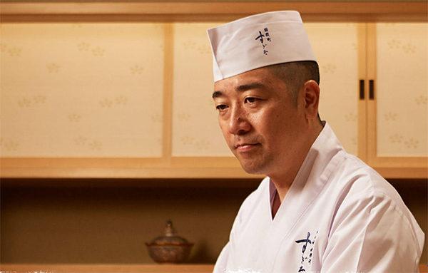 情熱大陸 日本橋蛎殻町すぎた 予約が取れないミシュラン1つ星 寿司