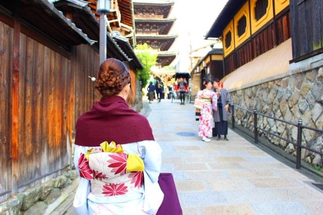 朝だ!生です旅サラダ ゲストの旅 中村珠緒 京都 祇園