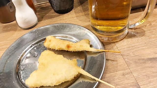 大阪 松葉 ルクア 梅田