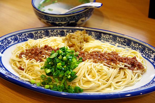 嵐にしやがれ 日本初上陸グルメデスマッチ 木梨憲武 西北拉麺 牛肉拌麺