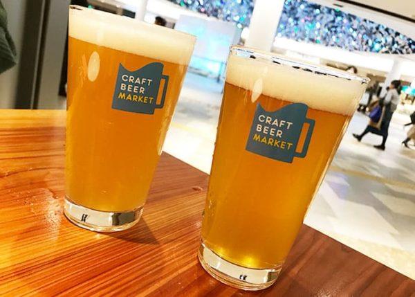 大阪 泉の広場 クラフトビアマーケット ホワイティうめだ クラグトビール