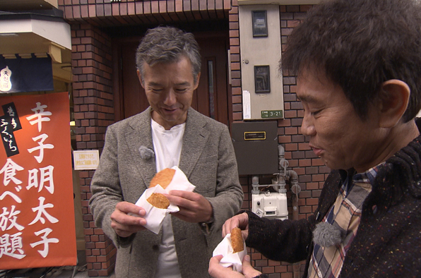 ごぶごぶ 浜ちゃん 毎日放送 相方 12月10日 渡部篤郎 中村屋 コロッケ