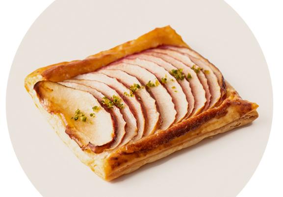 大阪ほんわかテレビ 青森りんご専門店 あらりんご 焼きりんご りんごパイ