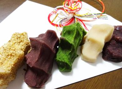 ウラマヨ 大阪 北浜 スイーツ激戦区 菊壽堂義信 高麗餅