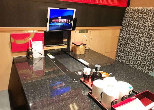 回転寿司 金沢まいもん寿司 吹田 個室