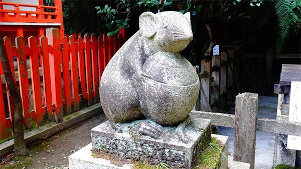 やすとも友近のキメツケ 京都開運ツアー グルメ ナジャ はるな愛 大豊神社 狛ねずみ